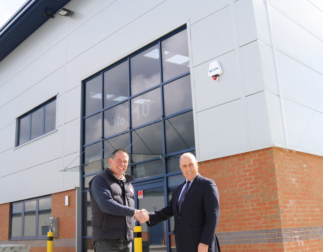 Completion of final phase of Henley Business Park attracts 24,500 sq ft of new lettings