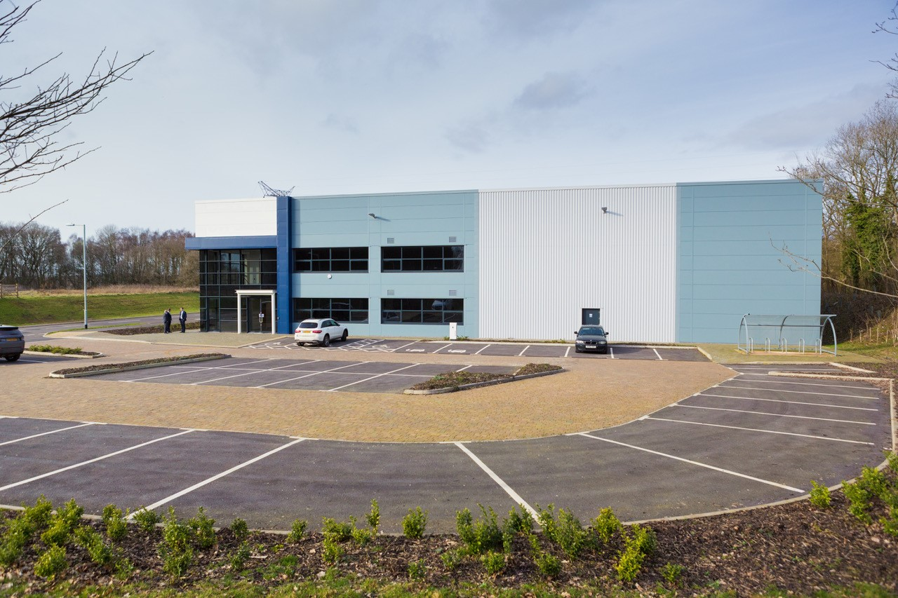 St. Modwen welcomes leading manufacturer to Meaford Business Park