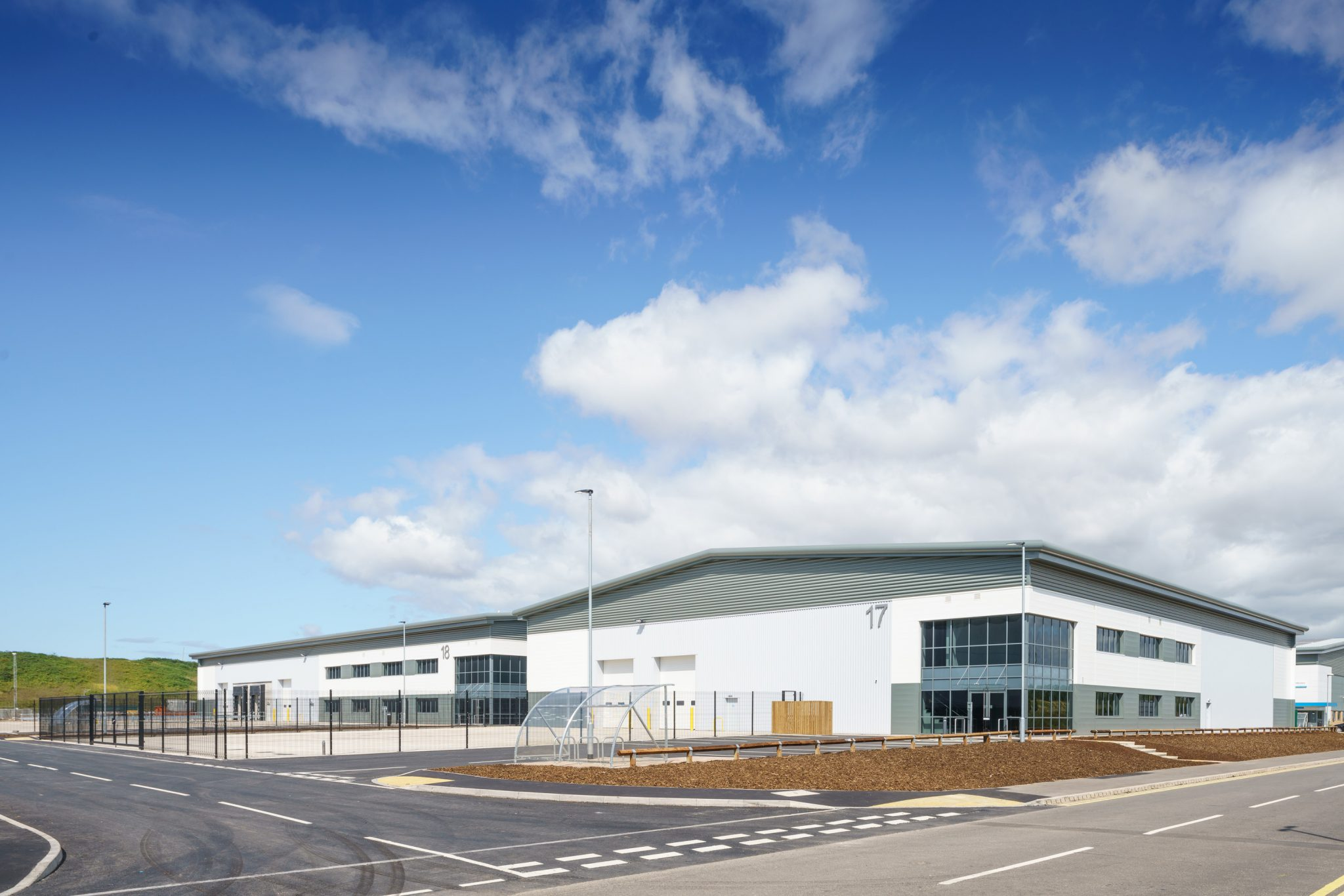 St. Modwen continues industrial and logistics growth with two new Avonmouth units