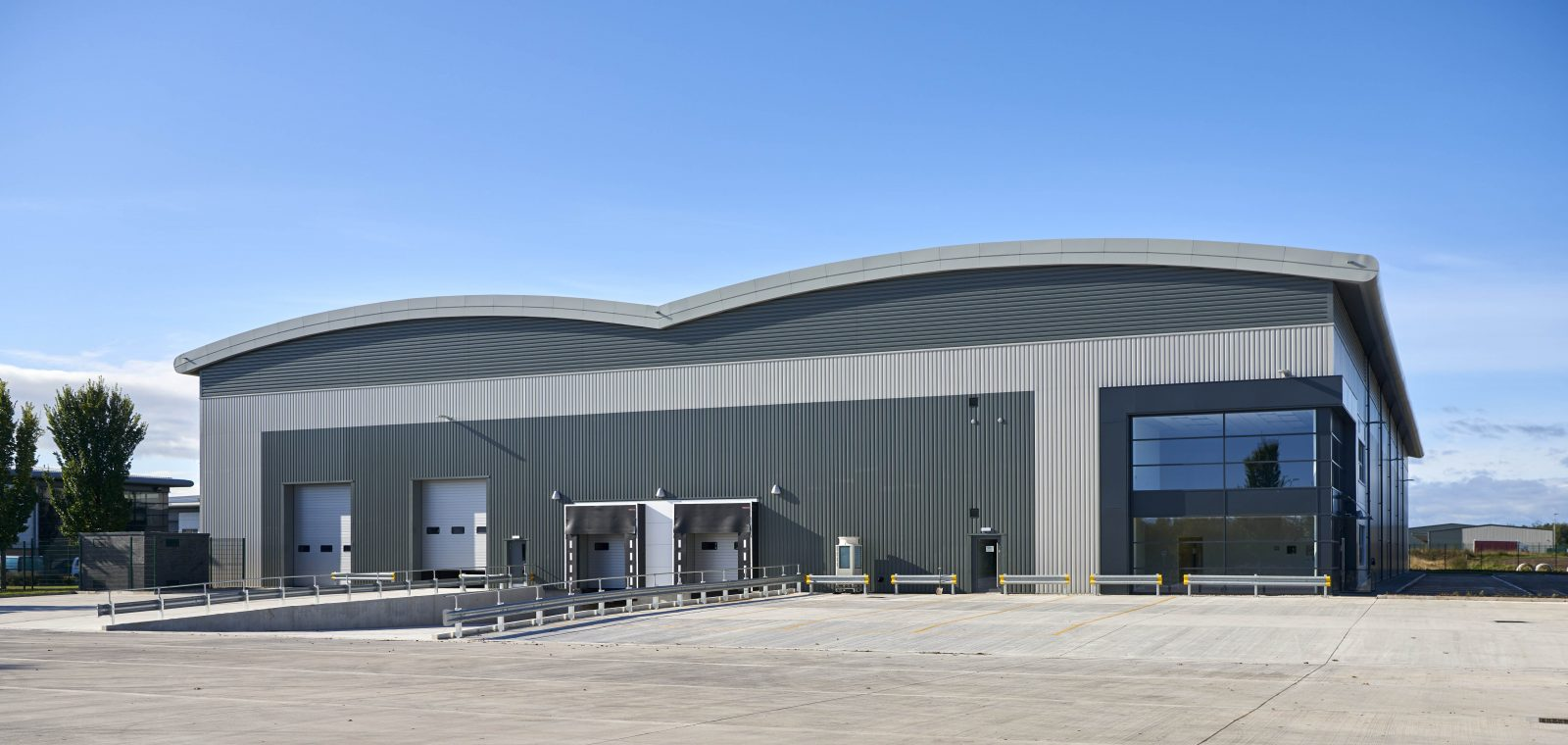 St. Modwen continues delivery of industrial and logistics space in north Liverpool